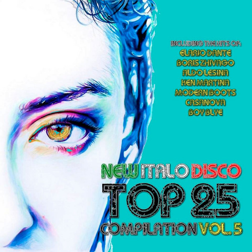 VA - New Italo Disco Top 25 Vol.5 (2016)