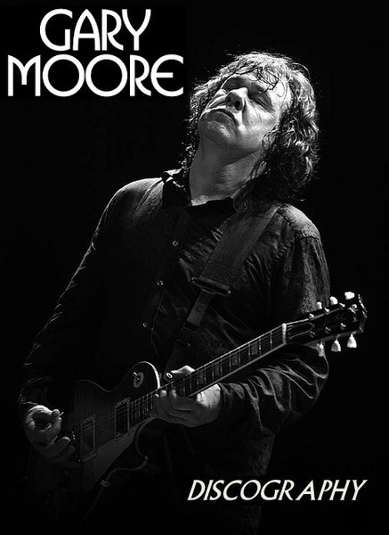 Gary Moore - Discography_Japan
